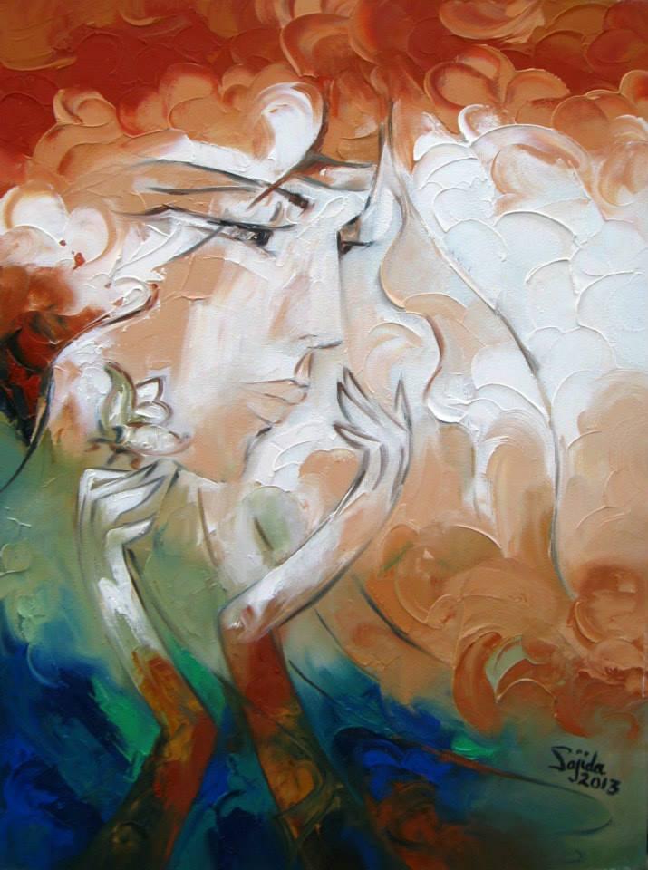 Paintings Pakistani Artists