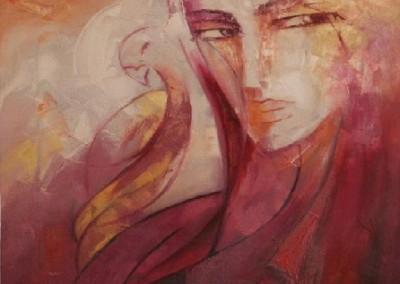 Pakistani Fine Art by Sajida Hussain